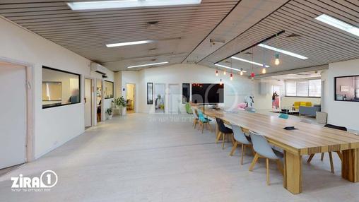 חלל עבודה   אקסודוס האב מתחם משרדים - Exodus HUB   בפתח תקווה | קומה 1 | תמונה #1 - 1