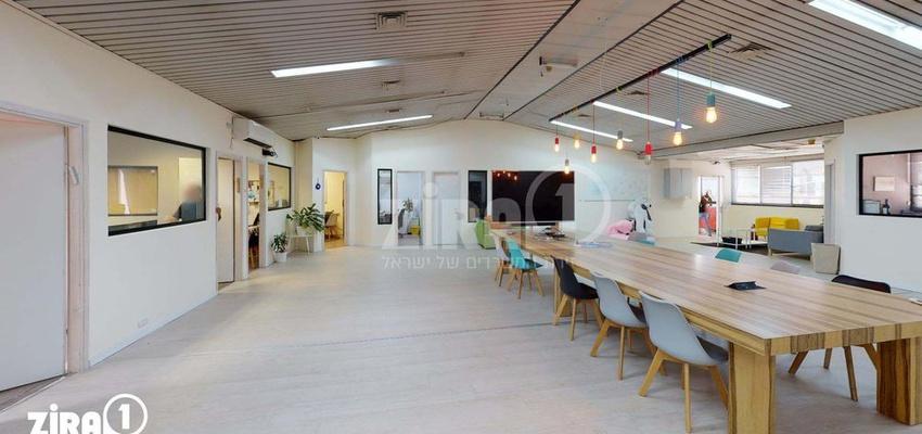 חלל עבודה   אקסודוס האב מתחם משרדים - Exodus HUB   בפתח תקווה | קומה 1 | תמונה #0 - 1