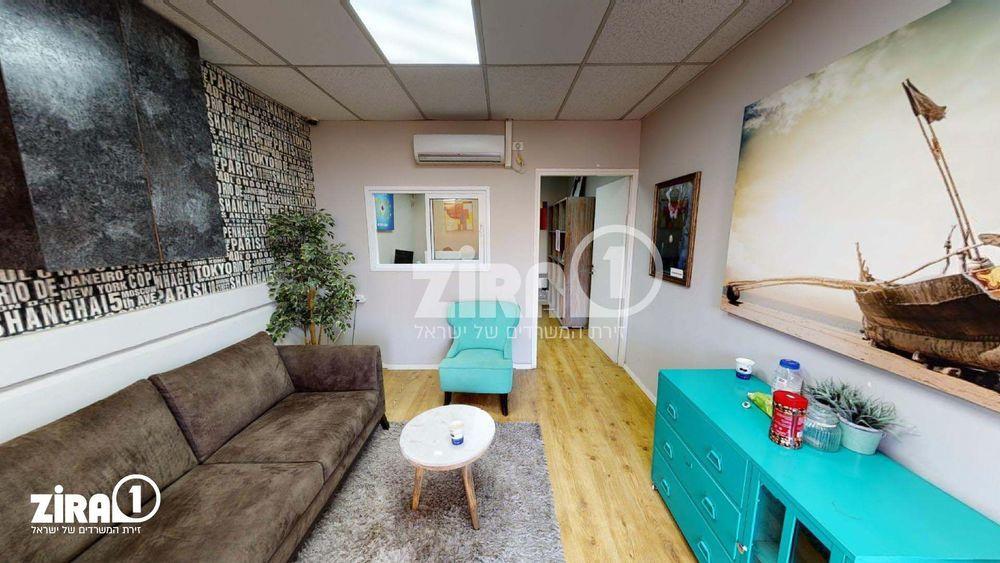 משרד בבניין בית אקסודוס | קומה 2 | שטח 35מ״ר  | תמונה #0 - 1