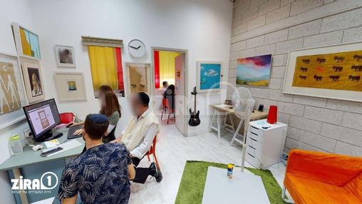 משרד בבניין בית אקסודוס | קומה 2 | שטח 35מ״ר  | תמונה #3 - 1