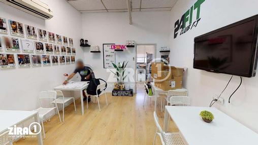 משרד בבניין בית אקסודוס | קומה 2 | שטח 35מ״ר  | תמונה #8 - 1