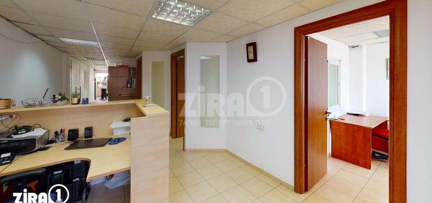 משרד בבניין מרכז שטנר | קומה 2 | שטח 75מ״ר  | תמונה #0 - 1