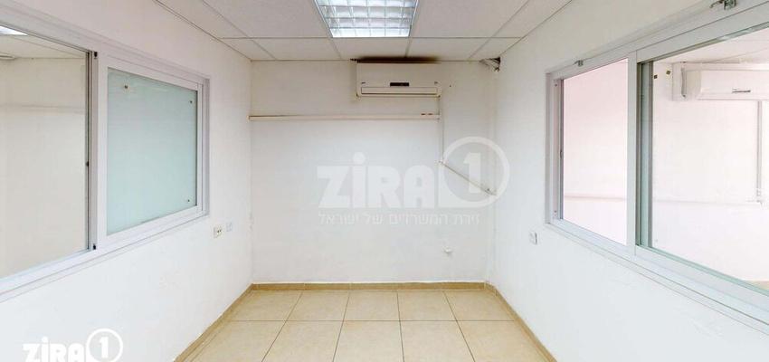 משרד בבניין מרכז שטנר | קומה 2 | שטח 85מ״ר  | תמונה #0 - 1