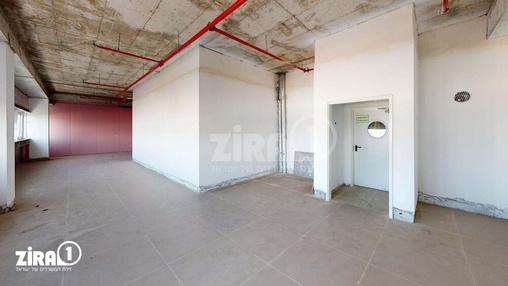 משרד בבניין בית אהרון | קומה 3 | שטח 145מ״ר  | תמונה #1 - 1