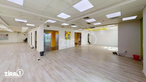 משרד בבניין הנגר 3 | קומה 3 | שטח 750מ״ר  | תמונה #1 - 1