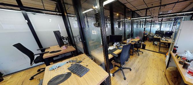 CityHub Tel Aviv | עמדה קבועה במשרד משותף | תמונה #3 - 1