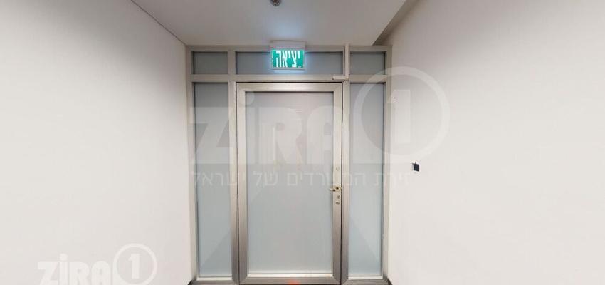 משרד בבניין טרמינל פארק  | קומה 4 | שטח 740מ״ר  | תמונה #0 - 1
