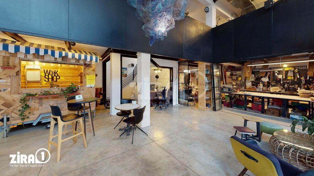 חלל עבודה WorkShop בתל אביב יפו | קומה 1 | תמונה #0 - 1