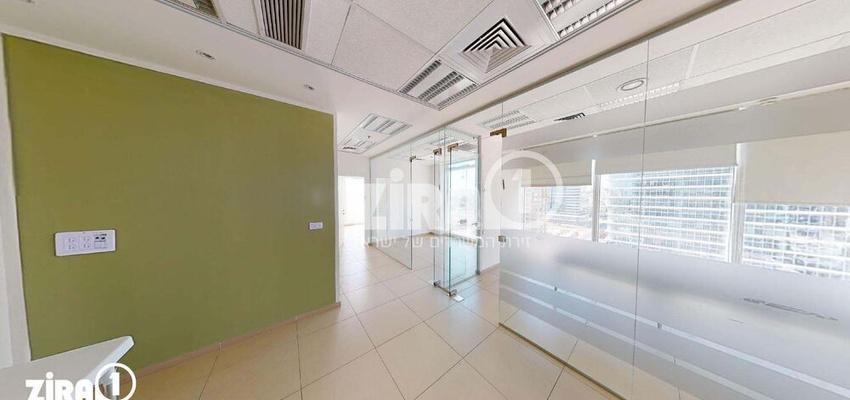 משרד בבניין בסר 3 | קומה 10 | שטח 135מ״ר  | תמונה #0 - 1