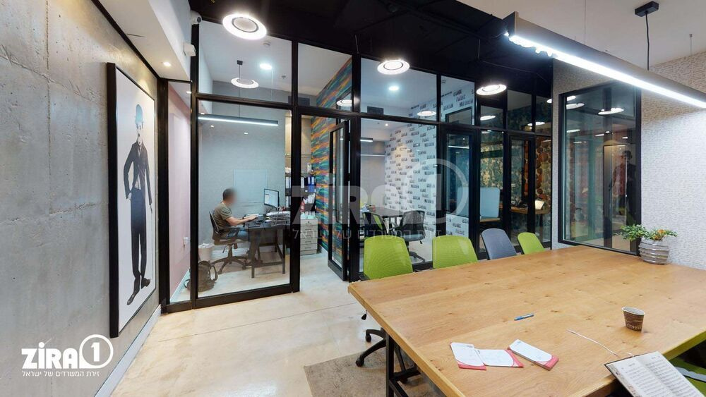 Collective Space  | משרד פרטי ל-  1 - 6 אנשים  | תמונה #1 - 1