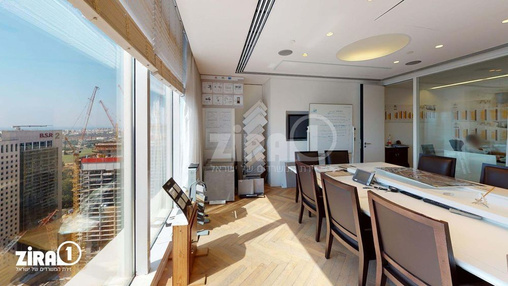 משרד בבניין בסר 3 | קומה 32 | שטח 319מ״ר  | תמונה #3 - 1