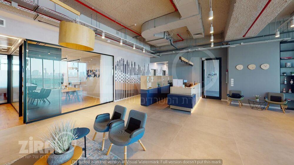 חלל עבודה Regus Rishon LeZion בראשון לציון   קומה 3   תמונה #0 - 1