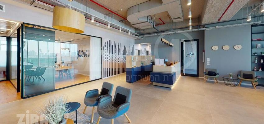 חלל עבודה Regus Rishon LeZion בראשון לציון | קומה 3 | תמונה #0 - 1