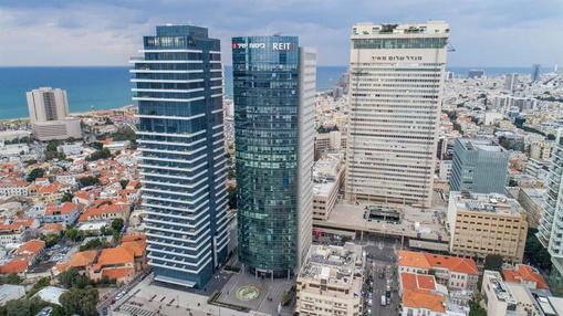 בניין REIT 1 - רוטשילד 3 - מגדל פסגות בתל אביב יפו | רמת הבניין classA | תמונה #4 - 1