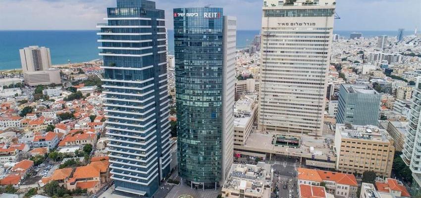 בניין REIT 1 - רוטשילד 3 - מגדל פסגות בתל אביב יפו | רמת הבניין classA | תמונה #0 - 1