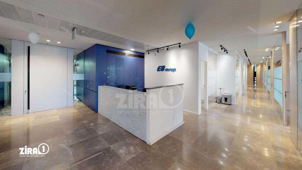משרד בבניין בית איילון ביטוח   קומה 15   שטח 545מ״ר    תמונה #0 - 1