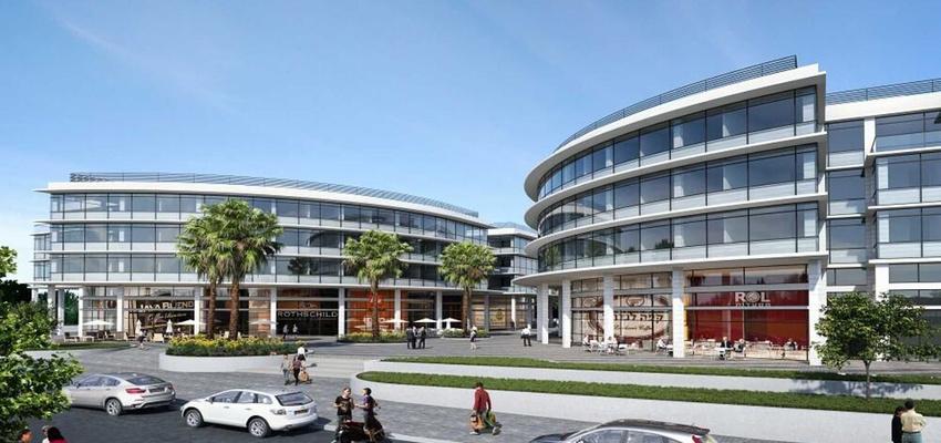 בניין רביעיית פלטינום- בניין A במודיעין | רמת הבניין classB | תמונה #0 - 1