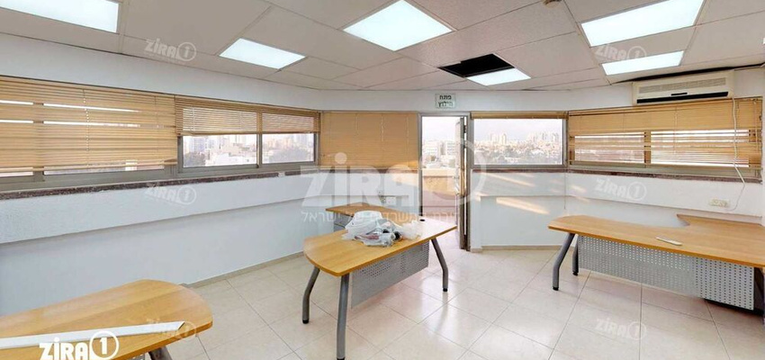 משרד בבניין מגדל העצמאות | קומה 0 | שטח 540מ״ר  | תמונה #0 - 1