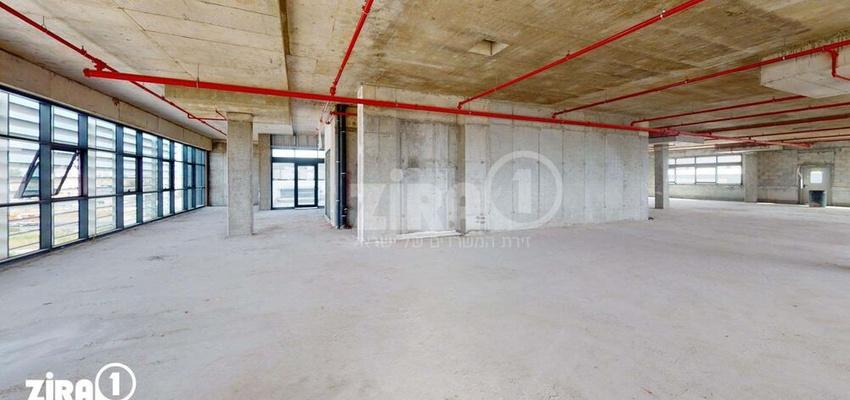 משרד בבניין בית פלורמא | קומה 3 | שטח 250מ״ר  | תמונה #0 - 1