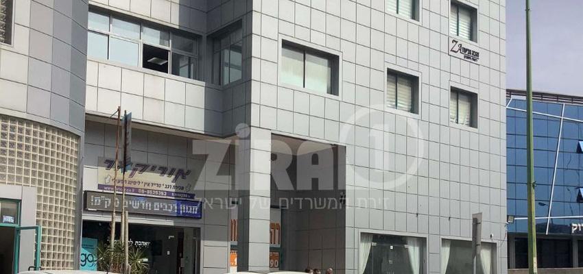 בניין התקשורת 5 באשדוד | רמת הבניין classB | תמונה #0 - 1