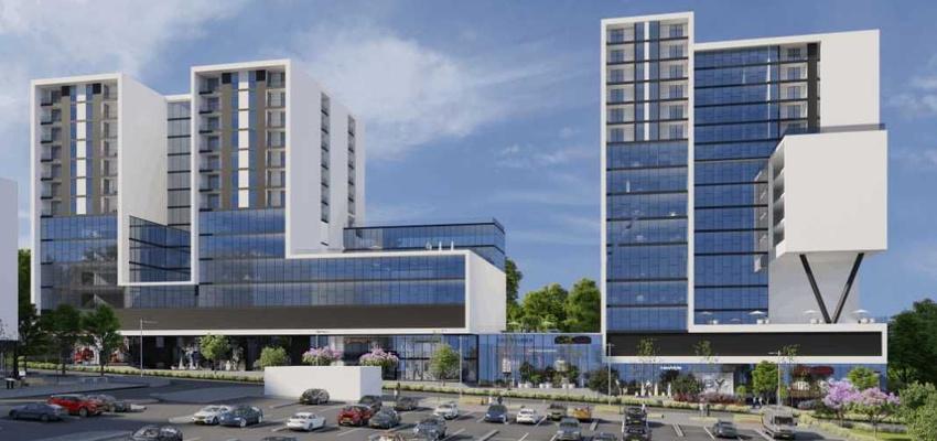 פרויקטים בהקמה GOLDTEC Nesher בנשר | רמת הבניין classA | תמונה #0 - 1