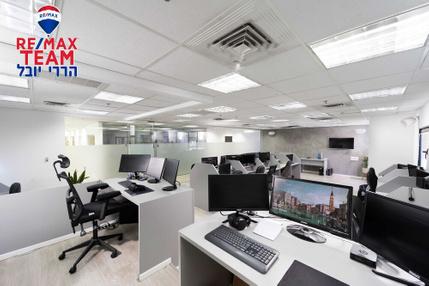 משרד בבניין מגדל UMI | קומה 1 | שטח 281מ״ר  | תמונה #5 - 1