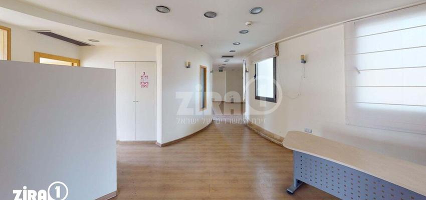 משרד בבניין המשביר 4  | קומה 4 | שטח 350מ״ר  | תמונה #0 - 1