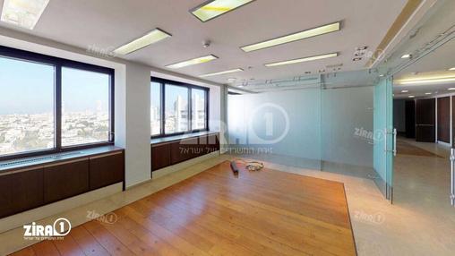 משרד בבניין המגדל - דניאל פריש | קומה 16 | שטח 240מ״ר  | תמונה #7 - 1