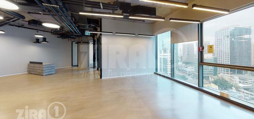 משרד בבניין מגדל ספיר | קומה 12 | שטח nullמ״ר  | תמונה #0 - 1
