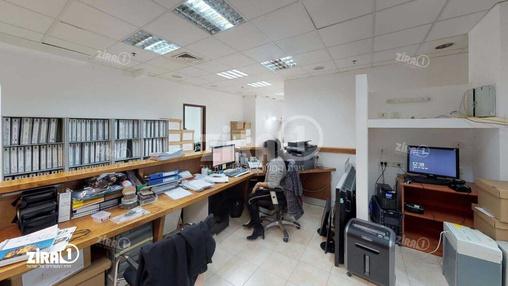 משרד בבניין בית בלטק | קומה 4 | שטח 400מ״ר  | תמונה #12 - 1