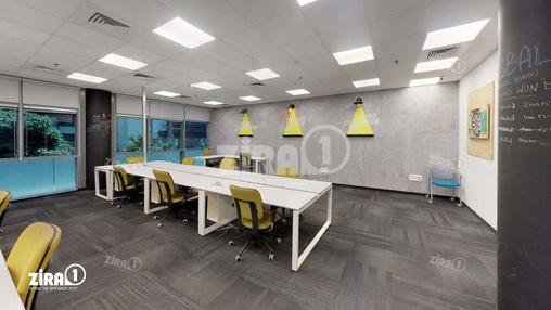 משרד בבניין בית אמפא  - תל אביב | קומה 1 | שטח 550מ״ר  | תמונה #2 - 1