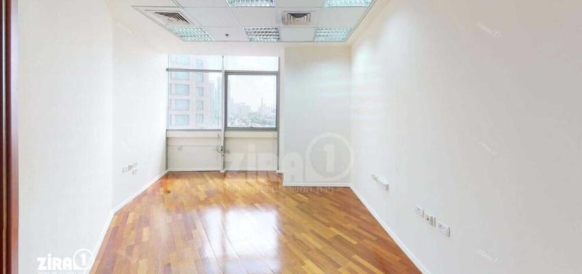משרד בבניין בית גיבור ספורט    קומה 16   שטח 80מ״ר    תמונה #0 - 1