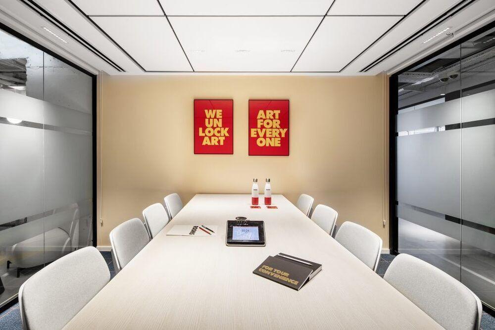 ROOMS NYX TLV | חדר ישיבות עד 10 אנשים | תמונה #7 - 1