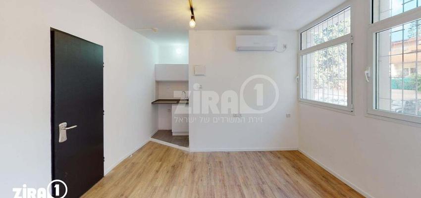 משרד בבניין ז'בוטינסקי 43   | קומה 1 | שטח 20מ״ר  | תמונה #0 - 1