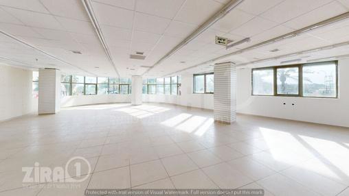 משרד בבניין מרכז פרל סאדאב | קומה 1 | שטח 408מ״ר  | תמונה #2 - 1