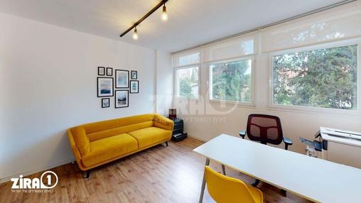 משרד בבניין ז'בוטינסקי 43   | קומה 2 | שטח 20מ״ר  | תמונה #3 - 1