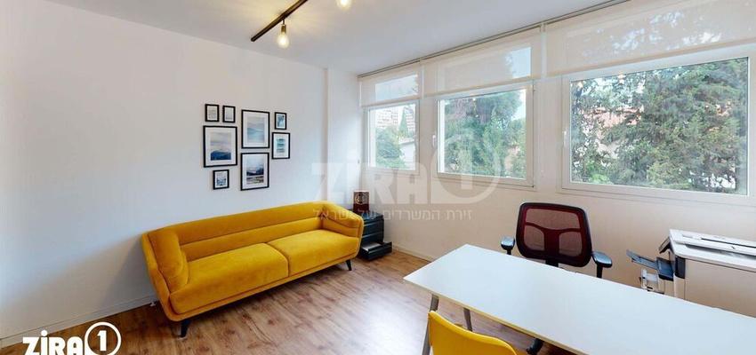 משרד בבניין ז'בוטינסקי 43   | קומה 2 | שטח 20מ״ר  | תמונה #0 - 1