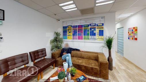 משרד בבניין מרכז אלרוד | קומה 3 | שטח 140מ״ר  | תמונה #10 - 1