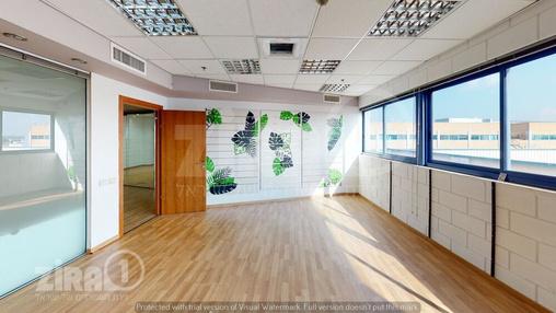 משרד בבניין מרכז אלרוד | קומה 4 | שטח 180מ״ר  | תמונה #11 - 1