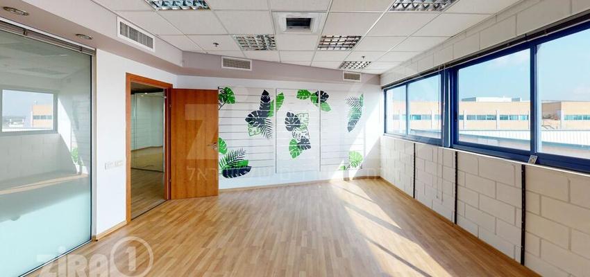 משרד בבניין מרכז אלרוד | קומה 4 | שטח 180מ״ר  | תמונה #0 - 1