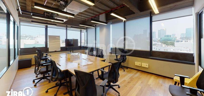 חלל עבודה Mindspace Rotschild בתל אביב יפו | קומה 2 | תמונה #0 - 1