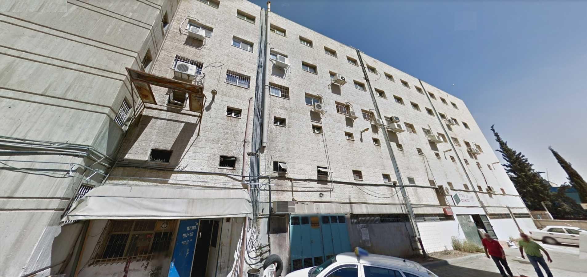 בניין כנפי נשרים 3 בירושלים   רמת הבניין classC   תמונה #0 - 1