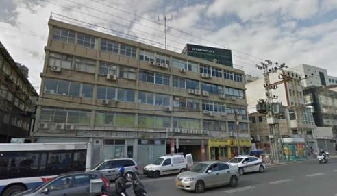 בניין יצחק שדה 36  בתל אביב יפו | רמת הבניין classC | תמונה #1 - 1