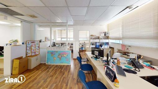 משרד בבניין בית ניסן | קומה 3 | שטח 161מ״ר  | תמונה #8 - 1