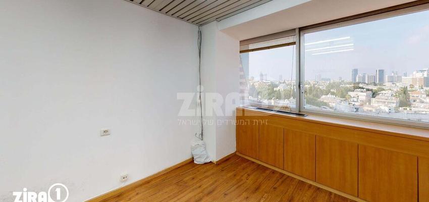 משרד בבניין בית אמות ביטוח | קומה 9 | שטח 70מ״ר  | תמונה #0 - 1