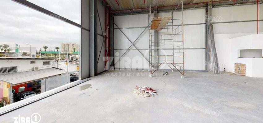 משרד בבניין פרשקובסקי 8   קומה 1   שטח 140מ״ר    תמונה #0 - 1