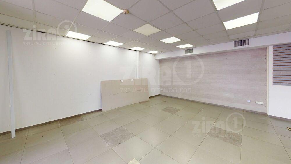 משרד בבניין המשביר 6  | קומה 0 | שטח 52מ״ר  | תמונה #0 - 1