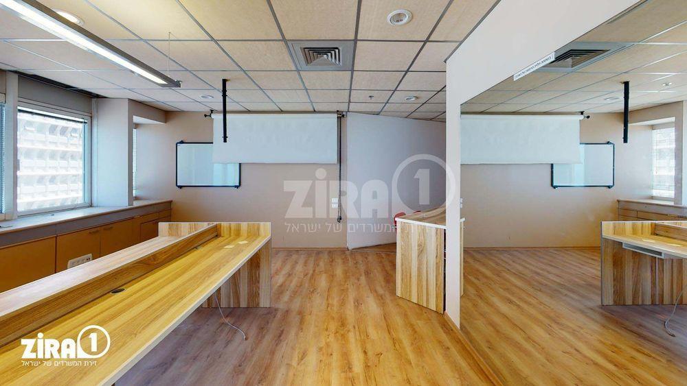 משרד בבניין בית שרבט | קומה: 10 | שטח 118 תמונה | מ׳׳ר #8 - 1