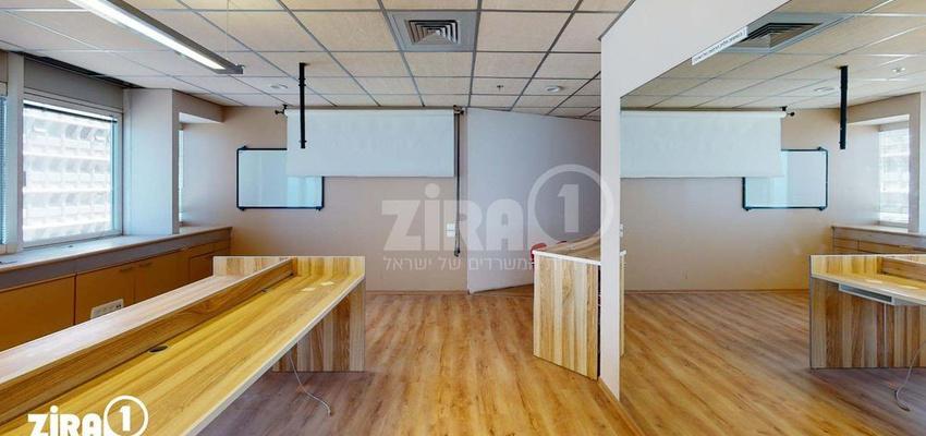 משרד בבניין בית שרבט | קומה 10 | שטח 110מ״ר  | תמונה #0 - 1