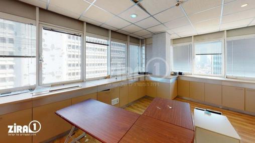 משרד בבניין בית שרבט | קומה 10 | שטח 244מ״ר  | תמונה #6 - 1